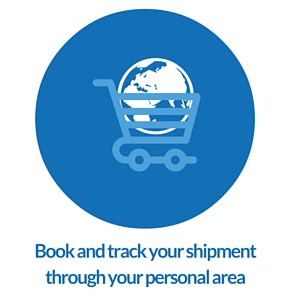 Book your container shipment with iContainers step 3.