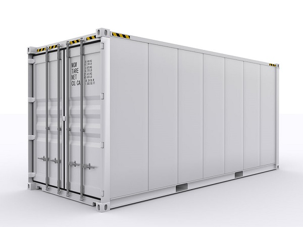 20 ft refrigerated shipping container dimensions