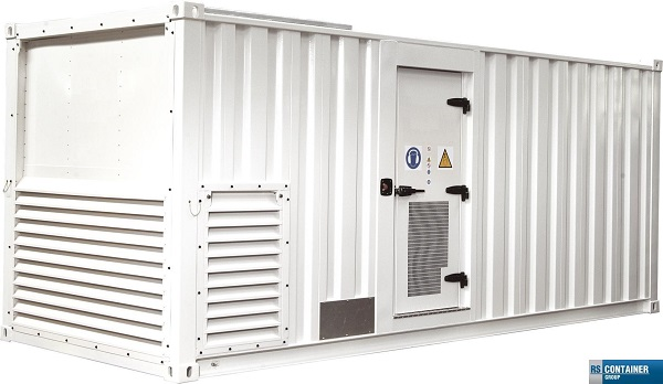 20-foot ventilated shipping container dimensions