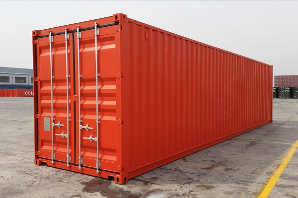 45 ft high cube shipping container dimensions