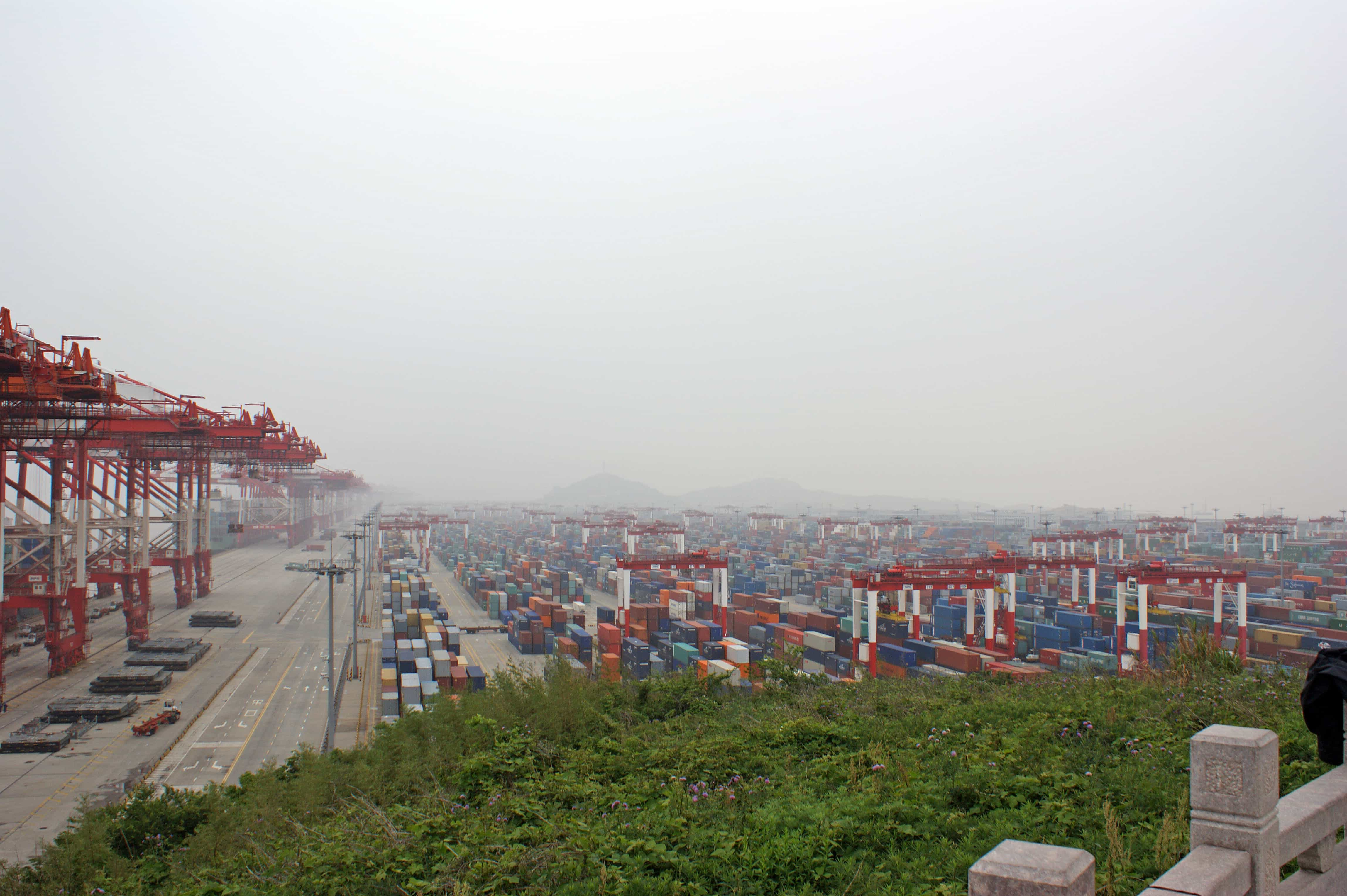 Port of Shanghai