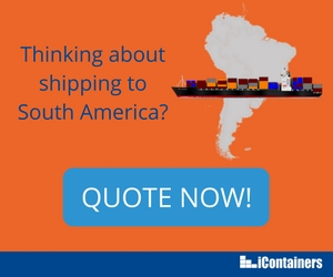 avoiding extra charges at South American ports icontainers