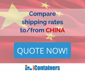 China Ocean Freight iContainers