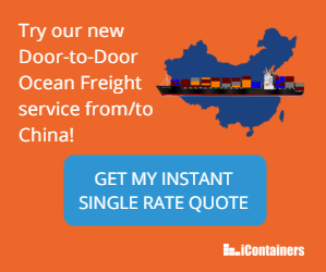 New D2D Ocean Freight service from/to China