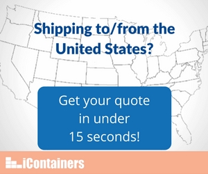 US Customs Advice Ship Container US iContainers CTA
