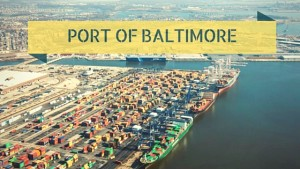 US Customs Advice Port of Baltimore