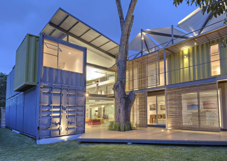 advantages of container homes image