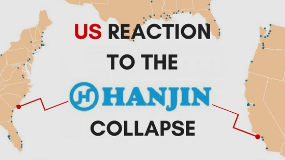US freight industry's Hanjin reaction