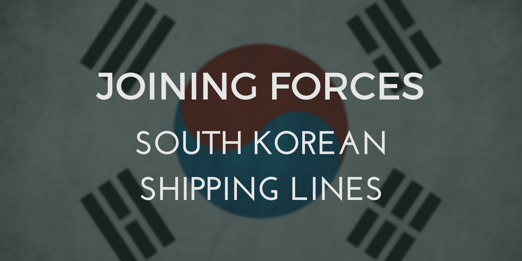 South Korean shipping lines join forces