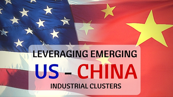 How To Leverage Emerging Industrial Clusters In US And China
