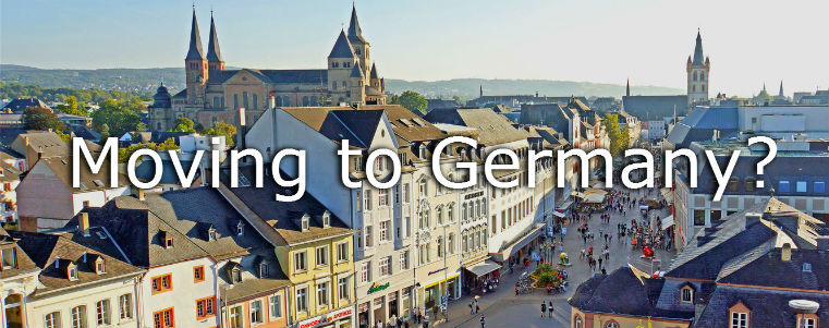 Shipping goods to Germany
