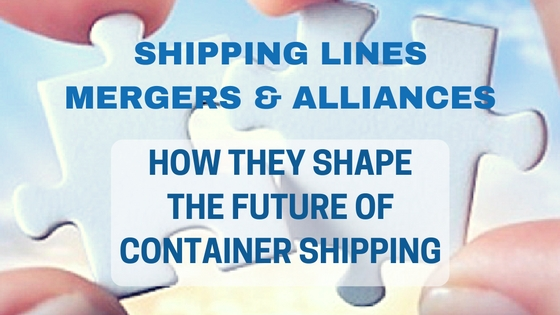Shipping Alliances: New Mergers