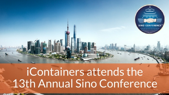 iContainers at the 13th annual SINO Conference