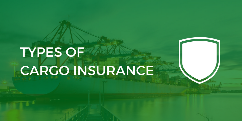 Different Types of Cargo Insurance ...
