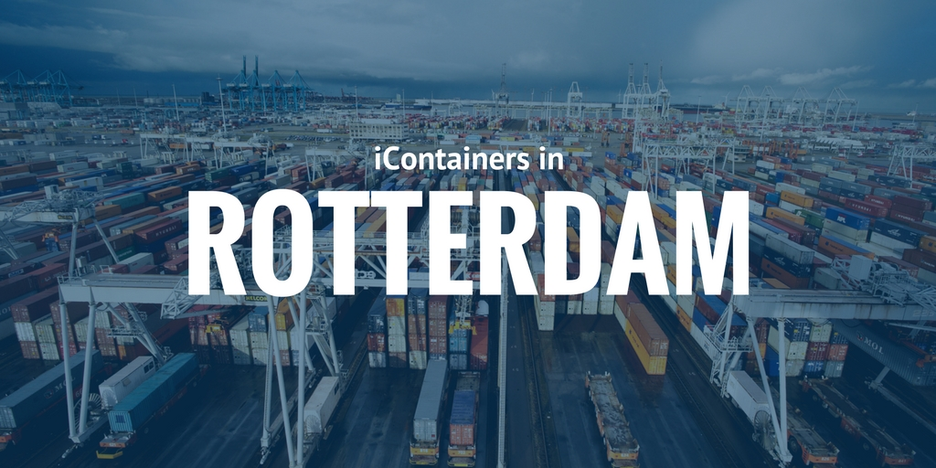 iContainers goes to Netherlands