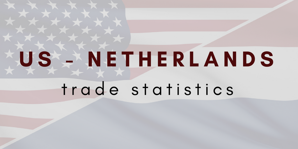 INFOGRAPHIC: US-Netherlands trade statistics