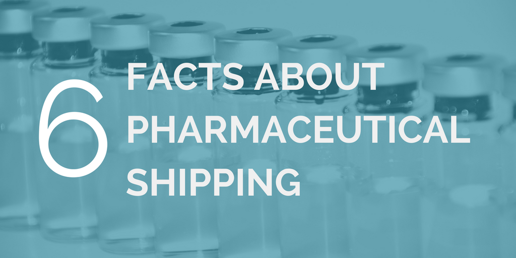 6 Facts About Pharmaceutical Shipping