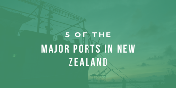 New Zealand's Top 5 Major Ports