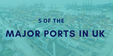 UK's Top 5 Major Ports