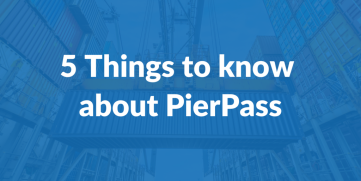 5 Things to Know About the PierPass