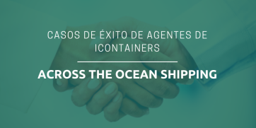 Historias de éxito de agentes de iContainers: Across The Ocean Shipping