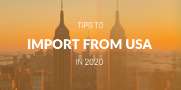 How to import from the United States in 2020?