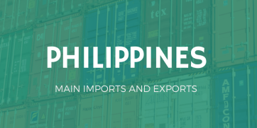 Philippines´ major exports and imports