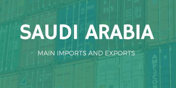 Saudi Arabia´s major exports and imports