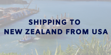 Shipping to New Zealand from USA: 5 Things to Know
