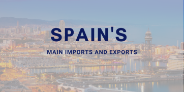What are Spain's Main Exports and Imports?