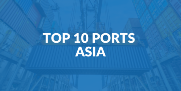 Top 10 Ports in Asia