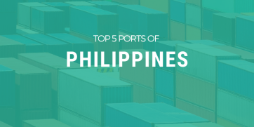 Major 5 Ports in Philippines