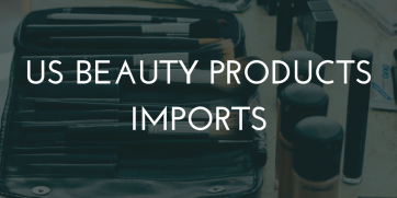 United States: Top importer of beauty products