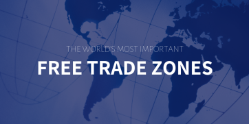 The world's most important free trade zones