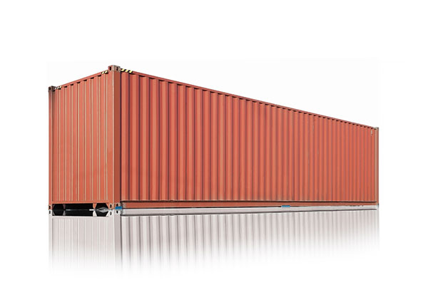 40 ft shipping container dimensions