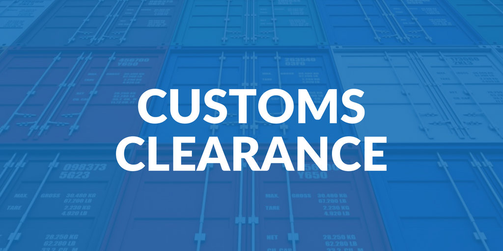 Customs clearance | iContainers