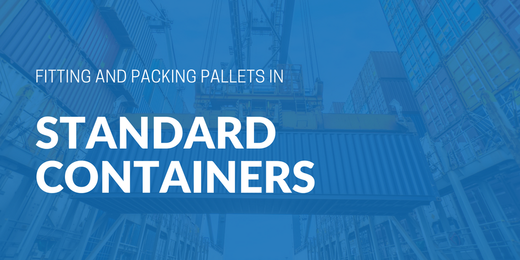 How many pallets fit in a 20-ft and 40-ft container | iContainers