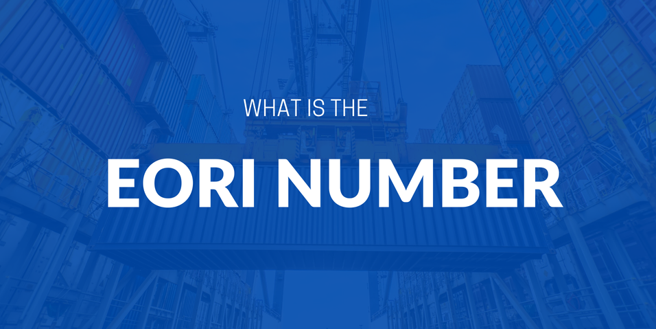 What is the EORI Number?