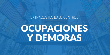 Extracostes: ocupaciones y demoras