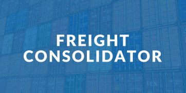 Freight consolidator
