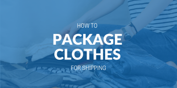 How to Pack Your Clothes For Shipping