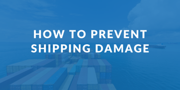 How to prevent shipping damage