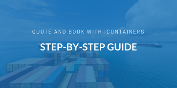 How to quote and book ocean freight online