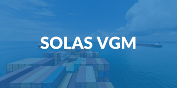 What is SOLAS VGM