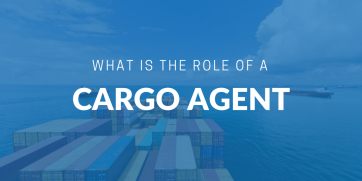 What is a cargo agent