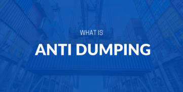 What Is Anti Dumping?