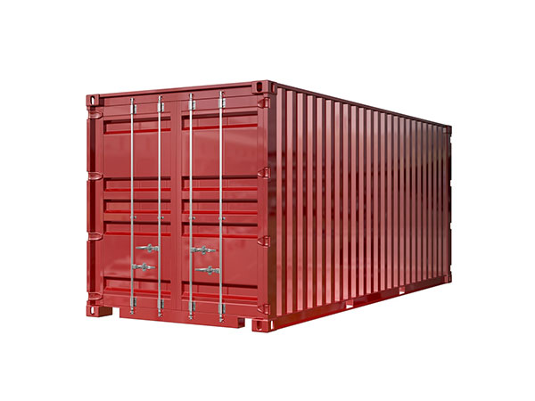 20 ft standard shipping container dimensions